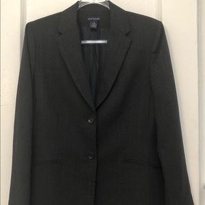 Anne Taylor Suite Wool Jacket-size 12